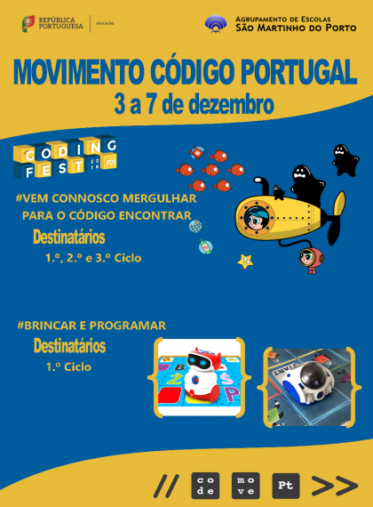 Movimento Código Portugal 2018